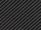 Carbon 2x2 Twill Black